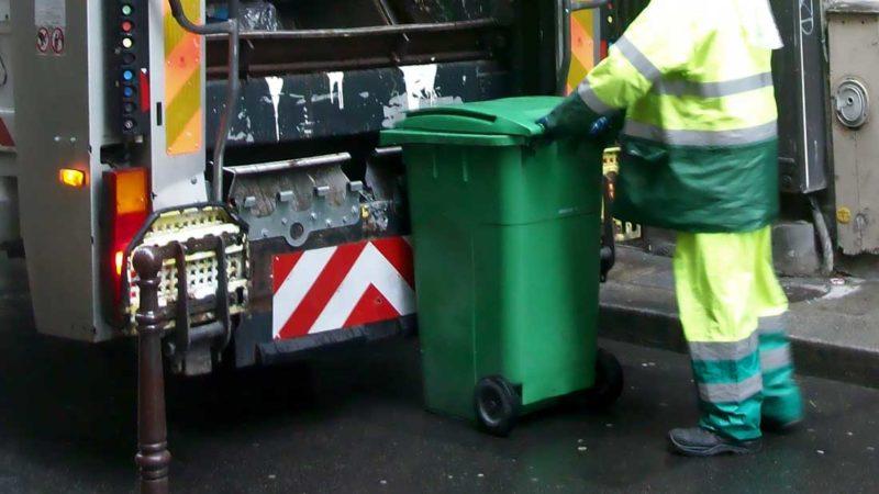 Covid19 : Point collecte des déchets