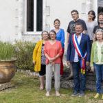 Conseil municipal St-Sauvant 06-2020